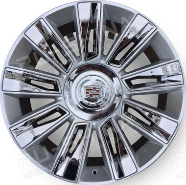 Cadillac 7198 9x22 6x139.7 ET24 78.1