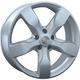 Диски Chrysler CR8 silver | RU-SHINA.ru