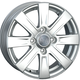 Диски Chevrolet GM36 silver | RU-SHINA.ru