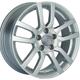 Диски Chevrolet GM58 silver | RU-SHINA.ru