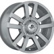 Диски Fondmetal 7700 silver | RU-SHINA.ru