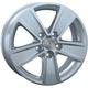 Диски Volkswagen VW76 silver | RU-SHINA.ru