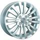 Диски Nissan NS170 silver | RU-SHINA.ru