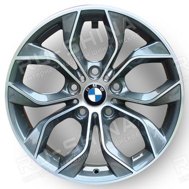 BMW 000-922 8x18 5x120 ET43 72.6