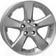 Диски Lexus W2653 Arezzo silver | RU-SHINA.ru
