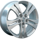 Диски Nissan NS203 silver | RU-SHINA.ru