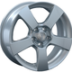 Диски Chevrolet GM26R silver | RU-SHINA.ru