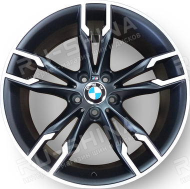 BMW 5255 8.5x19 5x112 ET30 66.6