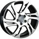 Диски Volvo V21 BKF | RU-SHINA.ru