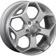 Диски Ford FD12 silver | RU-SHINA.ru