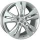 Диски Ford FD107 silver | RU-SHINA.ru