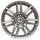 Диски W544 Pavia для Audi silver | RU-SHINA.ru