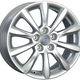 Диски Chevrolet GM49 silver | RU-SHINA.ru