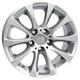 Диски BMW W660 Alicudi silver | RU-SHINA.ru