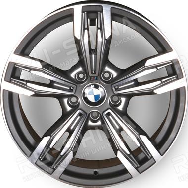 BMW 000-433 M Style 10.5x20 5x120 ET35 74.1