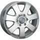 Диски Volkswagen VW93 silver | RU-SHINA.ru