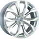 Диски Audi A69 silver | RU-SHINA.ru