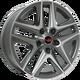 Диски Toyota TY534 Concept GMF | RU-SHINA.ru