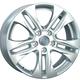 Диски Honda H45 silver | RU-SHINA.ru