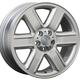 Диски Land Rover LR2 silver | RU-SHINA.ru