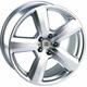 Диски W534 Vancouver для Audi silver   RU-SHINA.ru