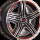 Диски Chevrolet GM526 Concept BKFRS | RU-SHINA.ru