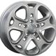 Диски Ford FD18 silver | RU-SHINA.ru