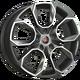 Диски Volkswagen VW532 Concept GMF | RU-SHINA.ru