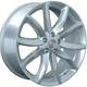 Диски Ford FD44 silver   RU-SHINA.ru