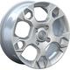 Диски Ford FD29 silver | RU-SHINA.ru
