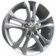 Диски Audi 0539 silver | RU-SHINA.ru