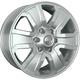 Диски Chevrolet GM91 silver   RU-SHINA.ru