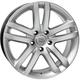 Диски Audi W551 Wien hyper silver | RU-SHINA.ru