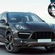 Диски Porsche PR8 GMF | RU-SHINA.ru