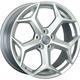 Диски Ford FD74 silver | RU-SHINA.ru