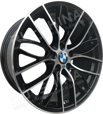 BMW 796 9.5x19 5x120 ET40 72.6