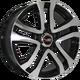 Диски Toyota TY544 Concept BKF | RU-SHINA.ru