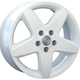 Диски Chevrolet GM16 white   RU-SHINA.ru