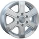 Диски Mercedes-Benz MB92 silver | RU-SHINA.ru