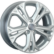 Диски Ford FD50 silver | RU-SHINA.ru