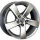 Диски Audi A87 silver | RU-SHINA.ru
