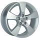 Диски Opel OPL43 silver | RU-SHINA.ru