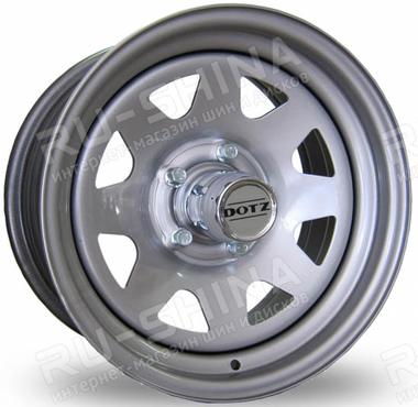 DOTZ Dakar 7x17 6x139.7 ET20 110.1