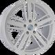 Диски Audi A51 white | RU-SHINA.ru