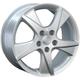 Диски Honda H24 silver | RU-SHINA.ru