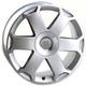 Диски W536 Boston для Audi silver | RU-SHINA.ru