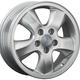 Диски Hyundai HND25 silver | RU-SHINA.ru