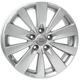 Диски Hyundai W3904 Ravenna silver | RU-SHINA.ru
