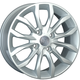 Диски Chevrolet GM60 silver | RU-SHINA.ru