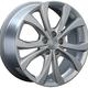 Диски Mazda MZ23 silver | RU-SHINA.ru